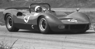 1967 Bobby Alyward McClaren Chevrolet