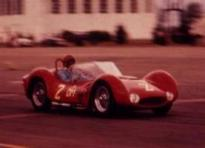 1961-62 Jack Hinkle Birdcage Maserati